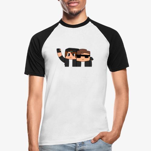 RTGaming - Mannen baseballshirt korte mouw