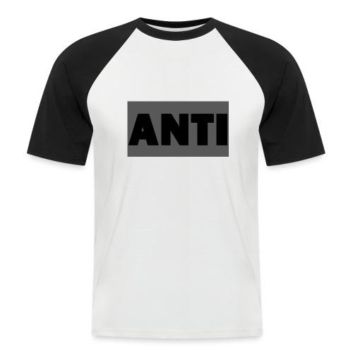 ANTI - Männer Baseball-T-Shirt