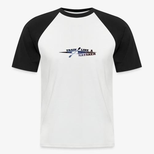 TrainLikeAKayaker - Camiseta béisbol manga corta hombre