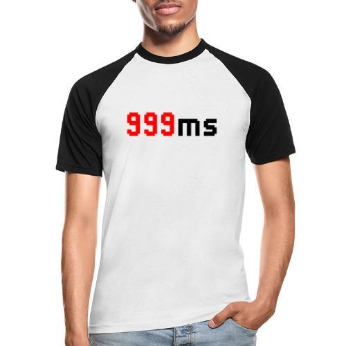 Lag - Männer Baseball-T-Shirt