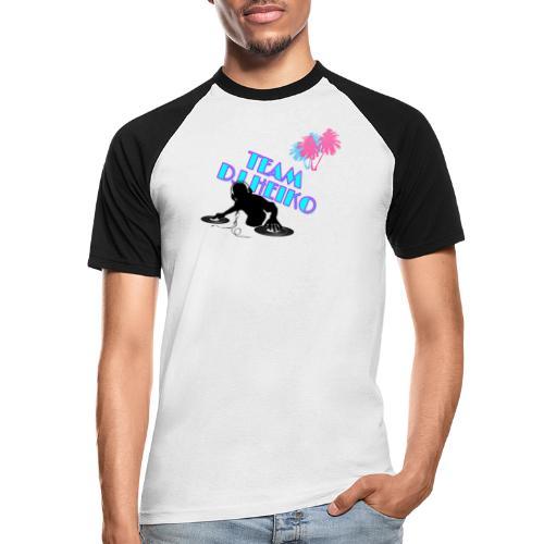 DJ HEIKO - Männer Baseball-T-Shirt