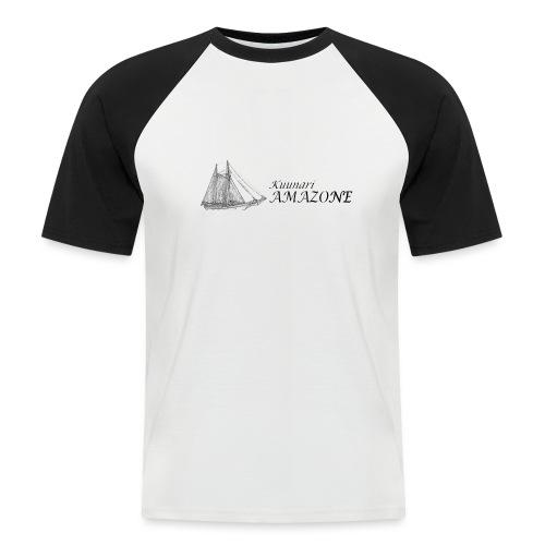 vessel-png - Miesten lyhythihainen baseballpaita