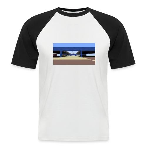 2017 04 05 19 06 09 - T-shirt baseball manches courtes Homme
