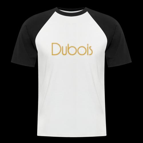 Dubois - Mannen baseballshirt korte mouw