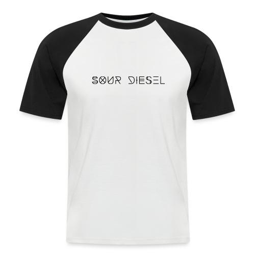 Sour Diesel - T-shirt baseball manches courtes Homme