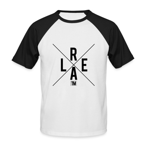 REAL - Men's Baseball T-Shirt