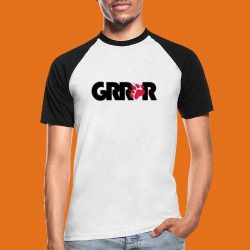 grrr2011 - Men's Baseball T-Shirt