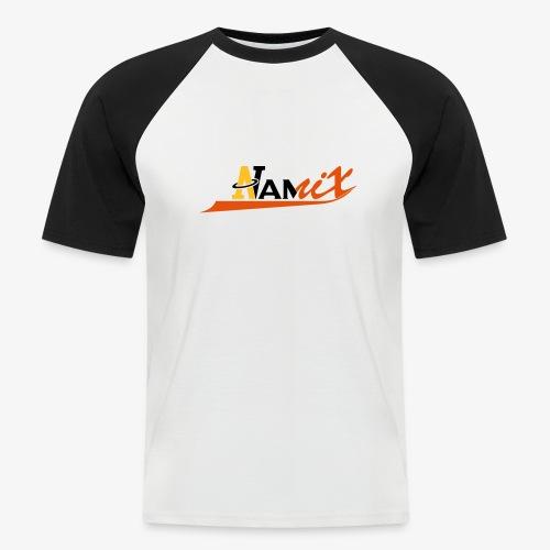 Namix - T-shirt baseball manches courtes Homme