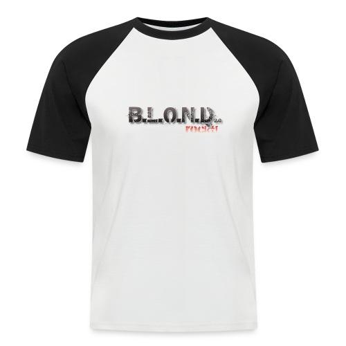 Logo 7000px png - Männer Baseball-T-Shirt