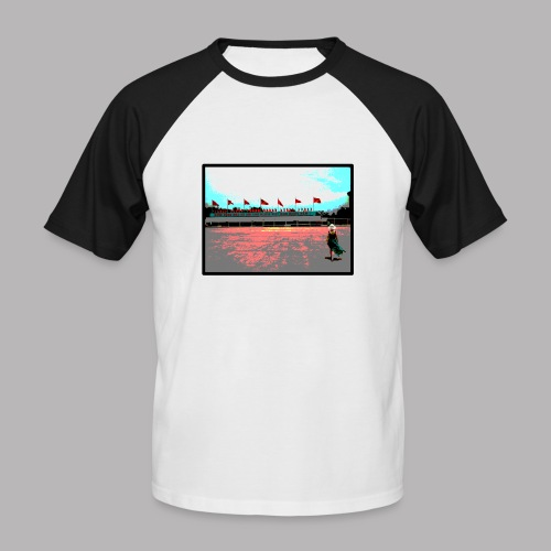 Ho Chi Minh - Men's Baseball T-Shirt