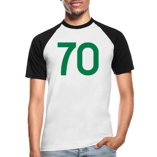 Football 70 - Men's Baseball T-Shirt