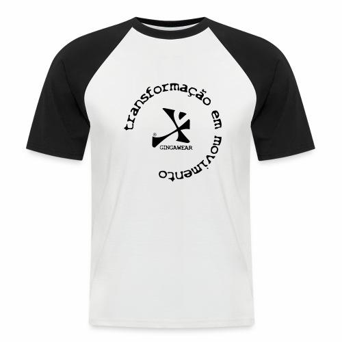 gingawear roda - Männer Baseball-T-Shirt