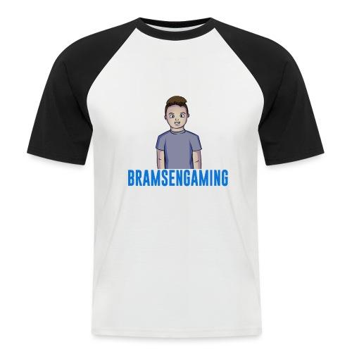 BramsenGaming 2017 - Kortærmet herre-baseballshirt