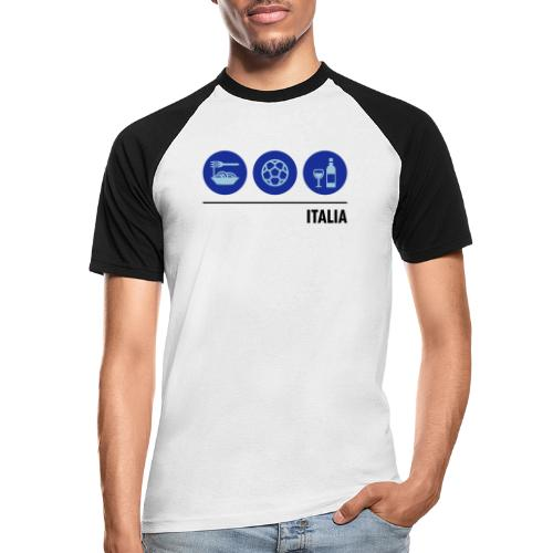 Circles - Italia - Men's Baseball T-Shirt