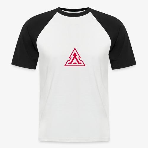 MrCraith Logo - Mannen baseballshirt korte mouw