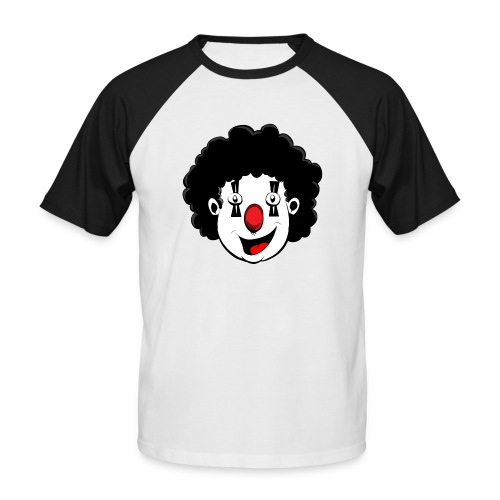 HUMOURNBR - T-shirt baseball manches courtes Homme