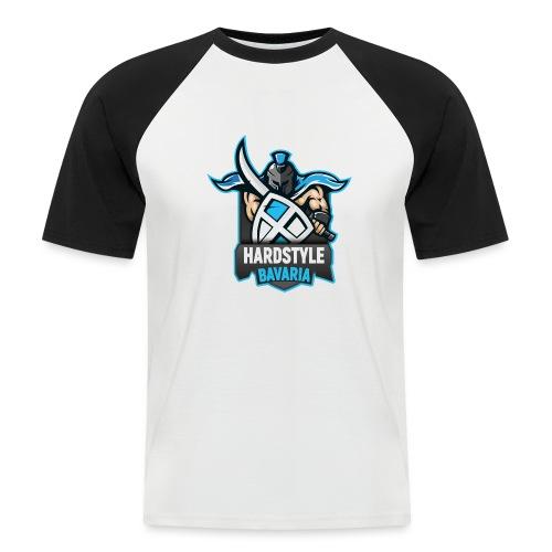 Hardstyle Bavaria - Männer Baseball-T-Shirt