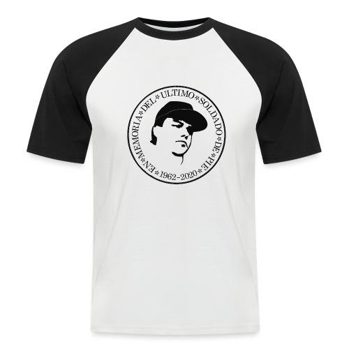 Kopfversation - Männer Baseball-T-Shirt