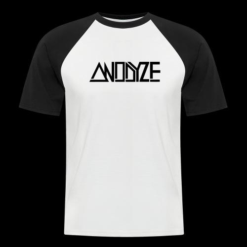 ANODYZE Standard - Männer Baseball-T-Shirt