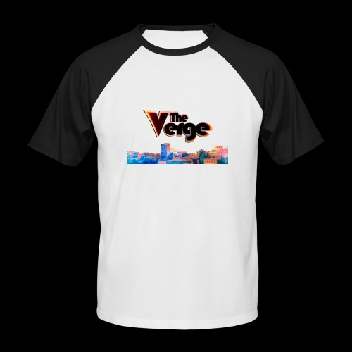 The Verge Gob. - T-shirt baseball manches courtes Homme