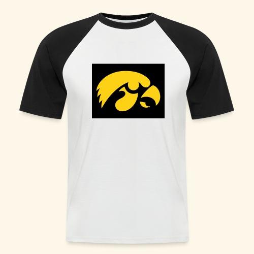 YellowHawk shirt - Mannen baseballshirt korte mouw