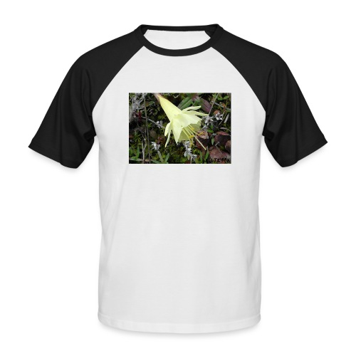 Naturaleza - Camiseta béisbol manga corta hombre