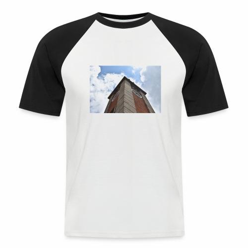 Torre dell'orologio - Maglia da baseball a manica corta da uomo