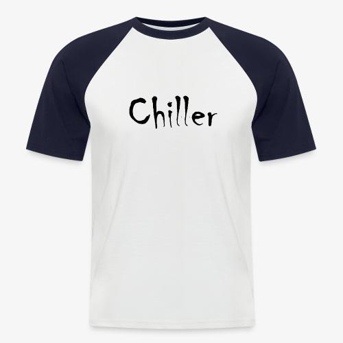 Chiller da real - Mannen baseballshirt korte mouw