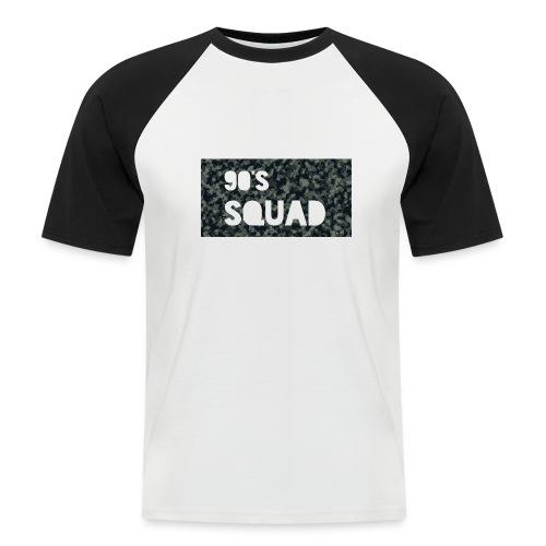 90's SQUAD - Men's Baseball T-Shirt