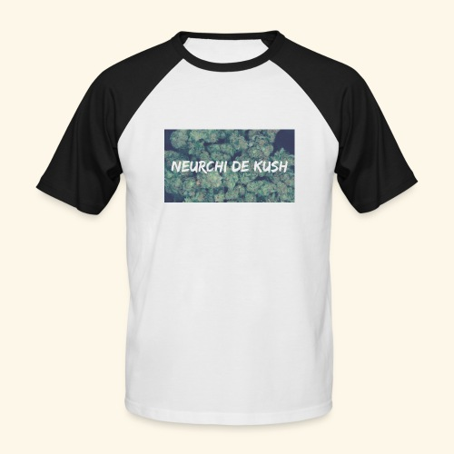 NEURCHI DE KUSH - T-shirt baseball manches courtes Homme