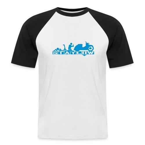 STAYLOW Bier - Männer Baseball-T-Shirt