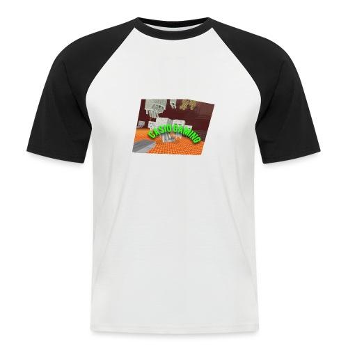 Logopit 1513697297360 - Mannen baseballshirt korte mouw