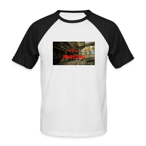 profisal - Koszulka bejsbolowa męska