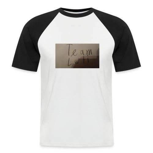 Team Luti - Männer Baseball-T-Shirt