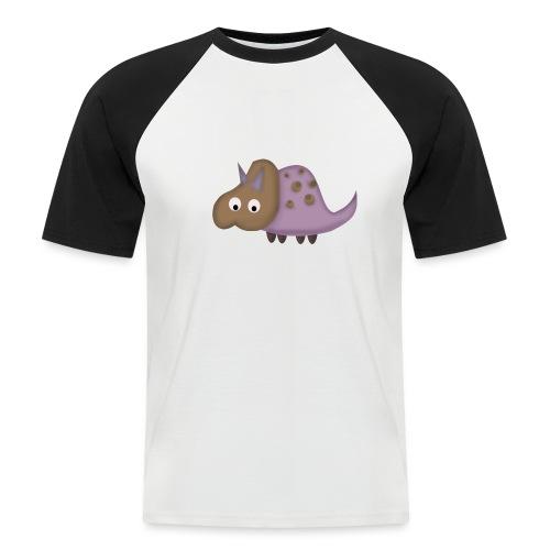 Dino 1 - Men's Baseball T-Shirt