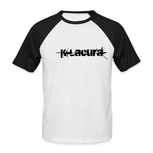 klacuralogo - Men's Baseball T-Shirt