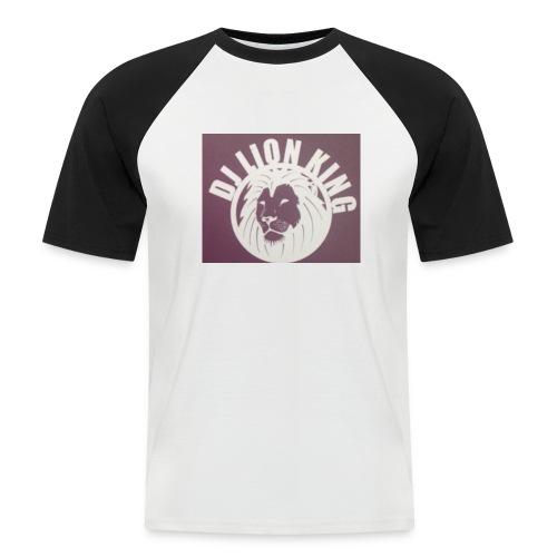 2B1D1E93 1FCE 4061 B078 C6ECC5E09C48 - Männer Baseball-T-Shirt