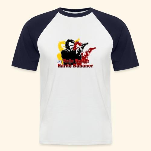 Dirty Harry - Kortærmet herre-baseballshirt