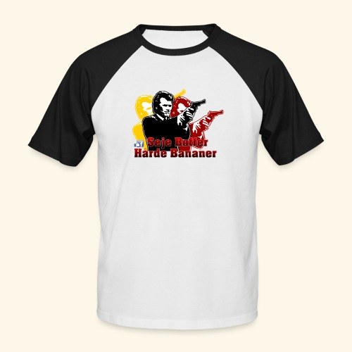 Dirty Harry - Kortærmet herre-baseballshirt