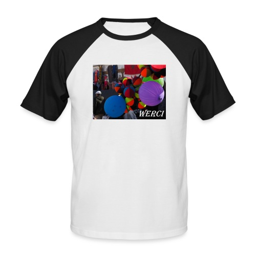 Balloons by werci brand - T-shirt baseball manches courtes Homme