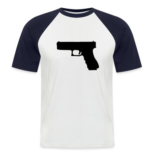 The Glock 2.0 - Men's Baseball T-Shirt