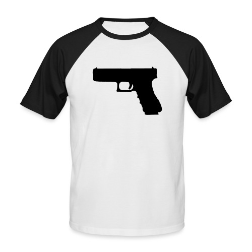 The Glock 2.0 - Men's Baseball T-Shirt
