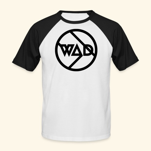 WAD Round - T-shirt baseball manches courtes Homme