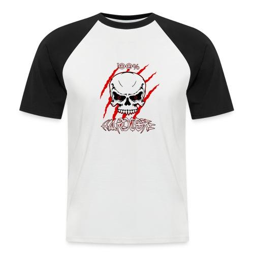 100% H******* - Männer Baseball-T-Shirt