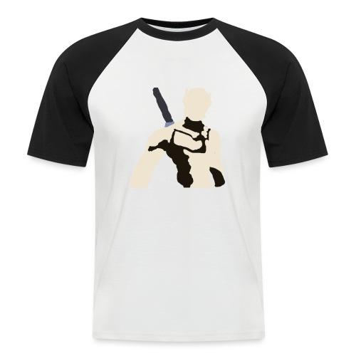 Genji - Koszulka bejsbolowa męska