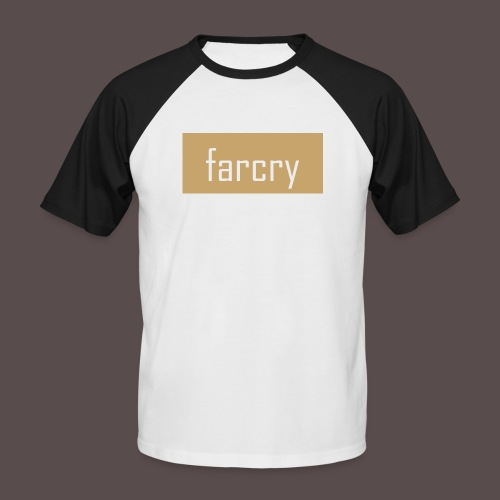 farcryclothing - Männer Baseball-T-Shirt