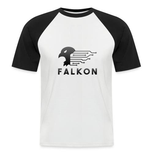 FALKON - T-shirt baseball manches courtes Homme