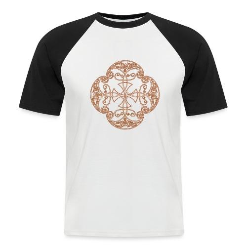 Anglian gold (Mellowed) - Men's Baseball T-Shirt