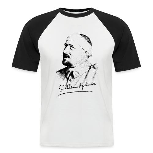 Débardeur Femme - Guillaume Apollinaire - T-shirt baseball manches courtes Homme