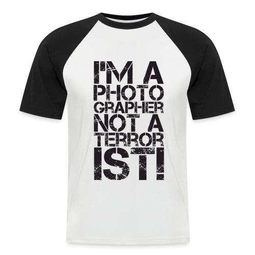 phnat2 png - Men's Baseball T-Shirt